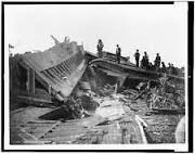Chatsworth Wreck 1887